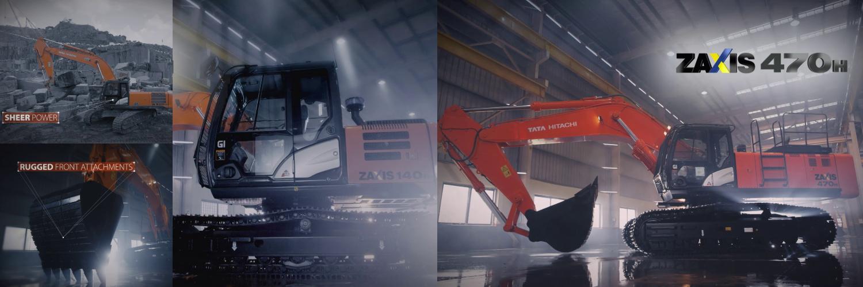 Tata Hitachi ZAXIS GI Series Film
